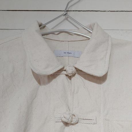 11号帆布のチャイナジャケット