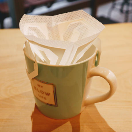 スマートドリップフィルター(円錐型使い捨てホルダー付コーヒーフィルター)20枚入