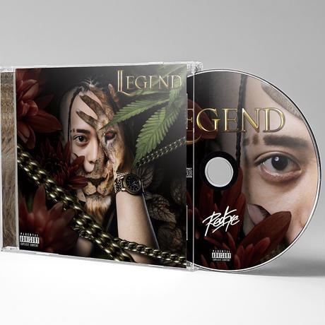 【数量限定】LEGEND ALBUM CDver