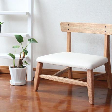 子供椅子(レザー)【RK-51】  (受注生産)