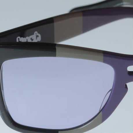 kush 3tone sideway series/purple/lt.purple