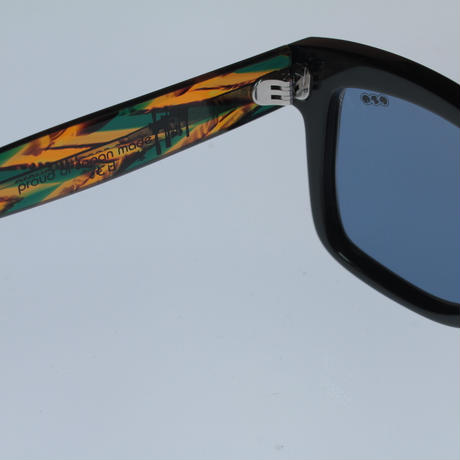 kush BLK front series/green.orange/blue
