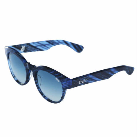 redixUG.'fritz'model col.8 navy/L.blue gradation lens