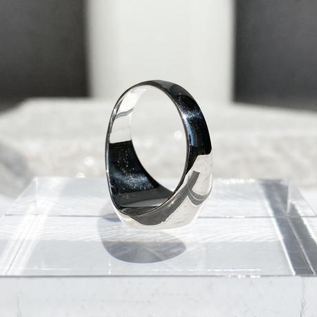 silver925 Signet Ring/size:#10,#14