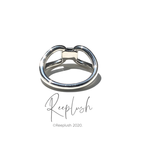 silver925 Katherine Ring/size:#9-17