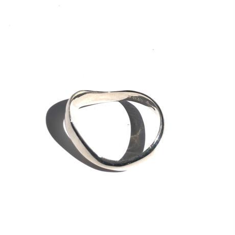 【8号ラスト1点】silver925 Gin Ring/size:#8
