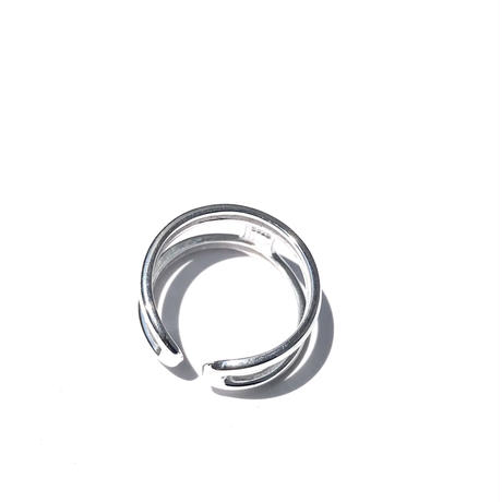 silver925 Claire Ring /size:M〈Style.No 020402-13〉