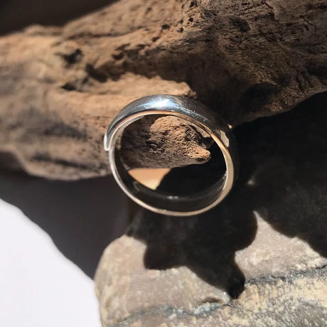 silver925 ring-Grace-〈StyleNo.010613-5〉size:Free