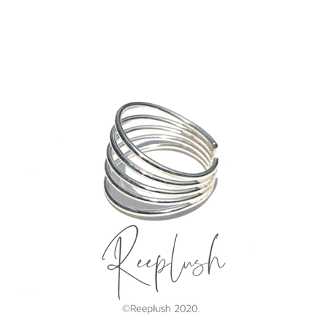 silver925 Ada Pinky Ring/size:S〈Style.No.020710-6〉