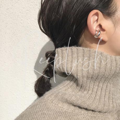 silver925 Liberty Ear Cuff