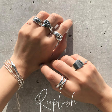 【ラスト1点/18号】silver925 Belt Ring