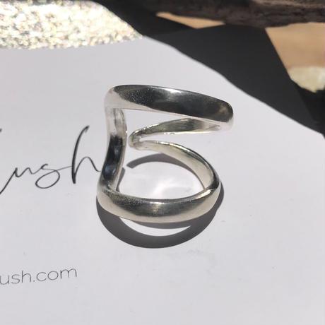 silver925  ring-Optimist-〈StyleNo.010613-8〉size:#14