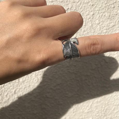 【ラスト1点】silver925 Phoenix ring/size:#13-15