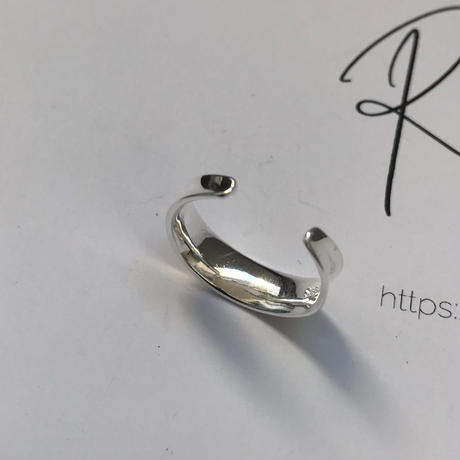 silver925 pincky ring -Unknown-〈StyleNo.010904-10-re〉 size:Free