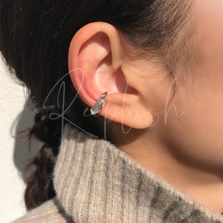 silver925  Mellow Ear cuff