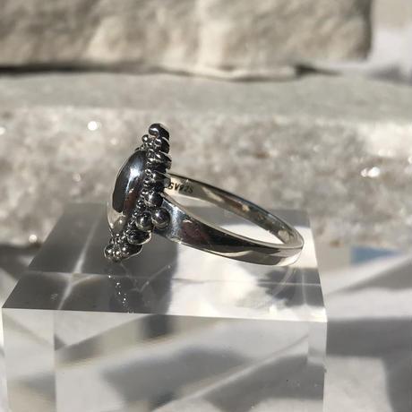 【14号ラスト1点】silver925 Emit Ring /size:#14