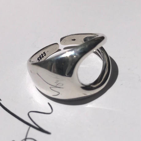 silver925 ring-Zephyr-〈StyleNo.010613-6〉size:FREE