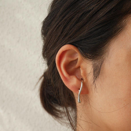 alloy/ brass NuanceCuff pierce〈StyleNo.010904-43-re〉