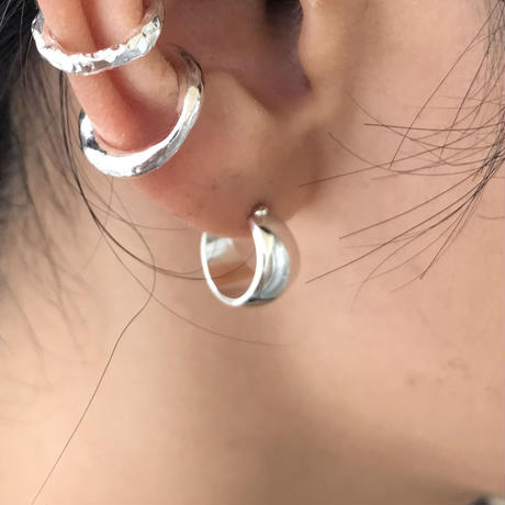 silver925 pierce -  Lil Lunar Pierce- <Style No.010904-35>