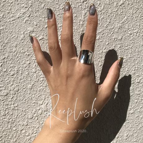【ラスト1点/15号】silver925 Mole Ring