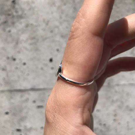 【ラスト1点】silver925 Lucy Ring /size:#12-14