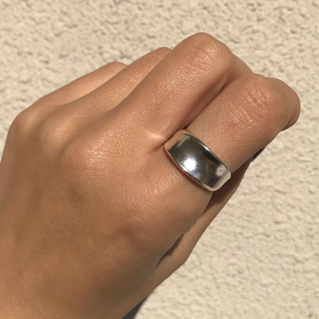 【Unisex】silver925 Gray Ring /size:S,M,L<Style No.011202-35>