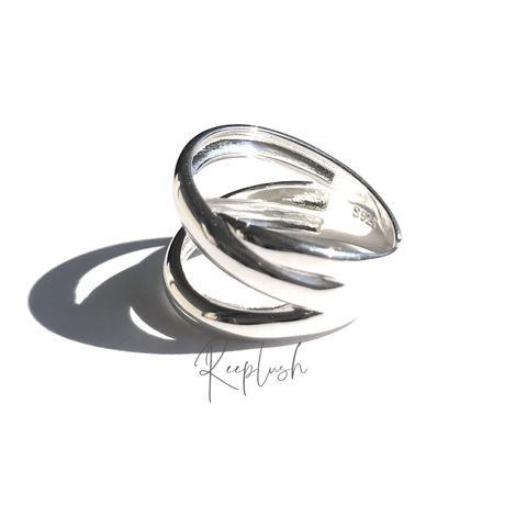 silver925 Vermeer Ring/size:#13-15