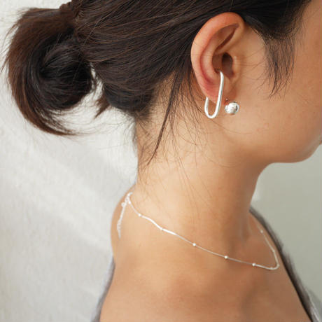 【再入荷】silver925  Chook Earcuff/1P〈StyleNo.011202-20-re〉