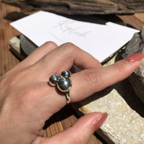 silver925 ring  -Genesis-〈StyleNo.010724-53〉size:#10/#13