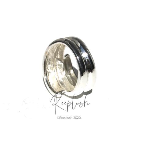 【ラスト1点/11号】silver925 Mason Ring