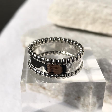 silver925 Maya Ring /size:S,M,L〈Style.No 020203-66〉