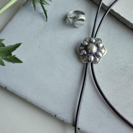Flower Concho Tie [RC-NK004]