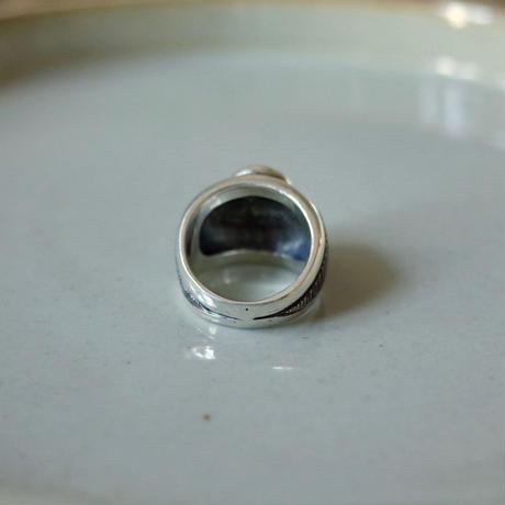 Dark Eyes Onyx Ring [RC-RG011]