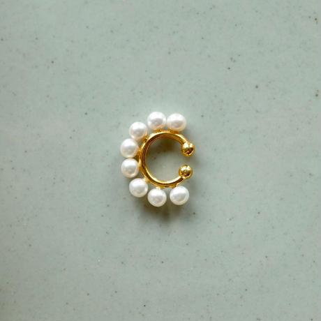 Eight Pearl EarCuff [RC-EC014]
