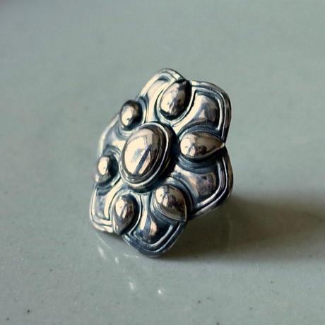 Flower Concho Ring [RC-RG014]