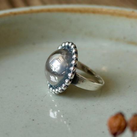 Sunflower Round Ring [RC-RG009]