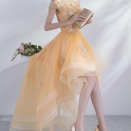 フィッシュテール 二次会 パーティ フォーマル ドレス