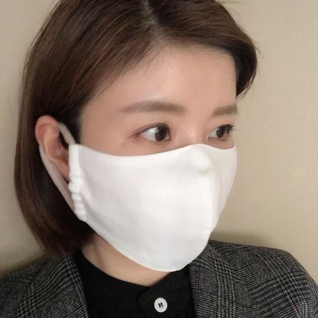 【Mサイズ/ベージュ】お直し職人が作る手作りマスク
