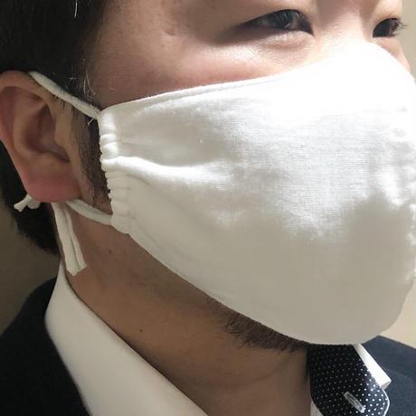 【Lサイズ/ライトピンク】お直し職人が作る手作りマスク