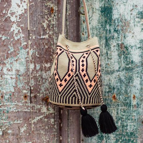 Moda Wayuu mochila