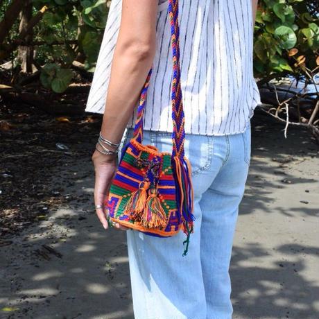 Wayuu mochila mini