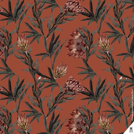 SANDAL/ Protea Terracotta