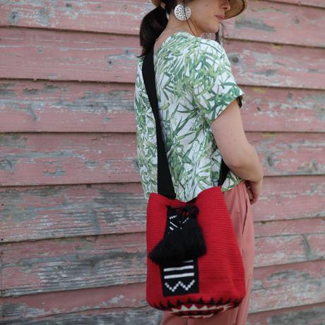 Paseo Wayuu mochila