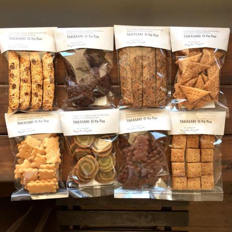 高崎地粉クッキーシリーズ8種類セット