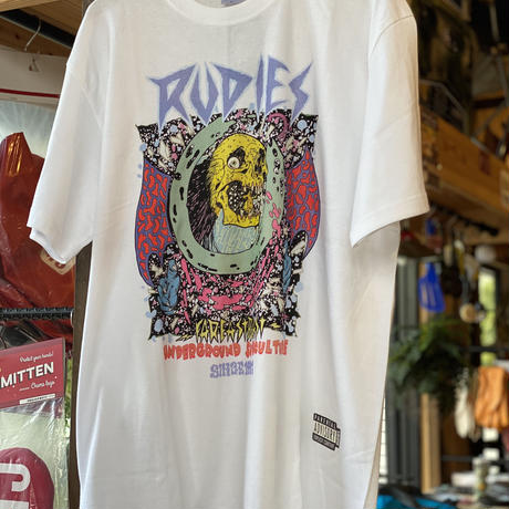 【RUDIES】ANOTHER DIMENSION TEE