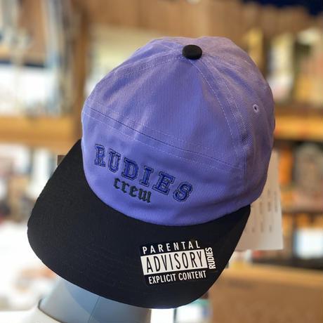 【RUDIES】MIGHTY PANEL CAP
