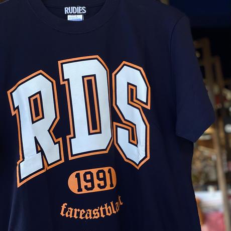 【RUDIES】RDS TEE / NAVY