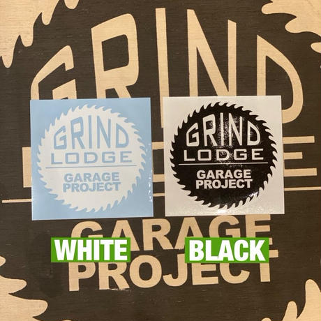 【GRINDLODGE】 CUTTING STICKER S size