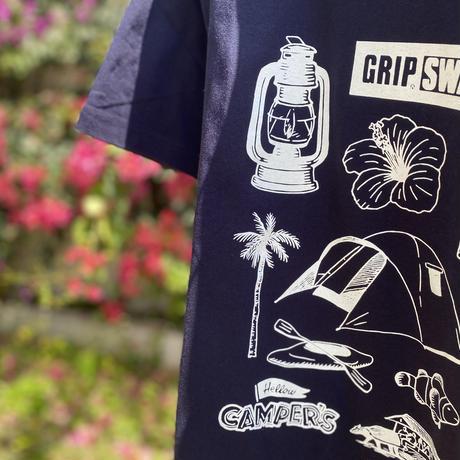 GRIPSWANY×Hellow CAMPER'S 石垣島限定コラボTシャツ
