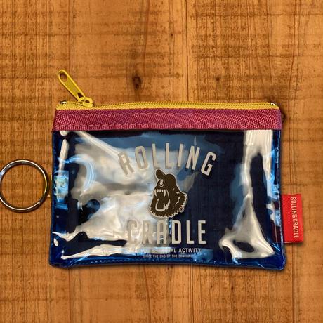 【ROOLING CRADLE】Vinyl Pouch